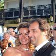 Mariage d'Ingrid Chauvin et Thierry Peythieu, le 27 août 2011, à Lege Cap-Ferret