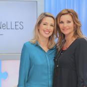 """Ingrid Chauvin enceinte dans """"Les Maternelles"""" : """"Un moment doux, très digne"""""""