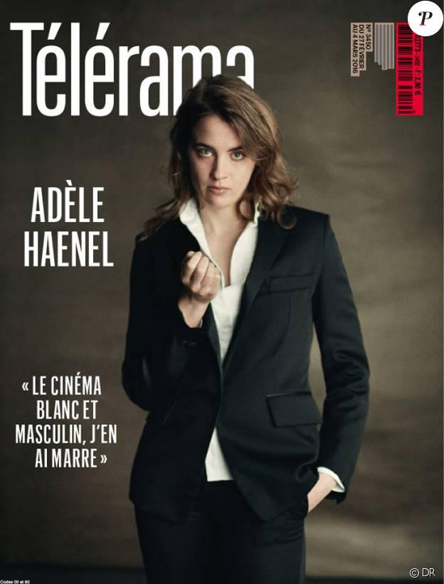 Le magazine Télérama du 24 février 2016