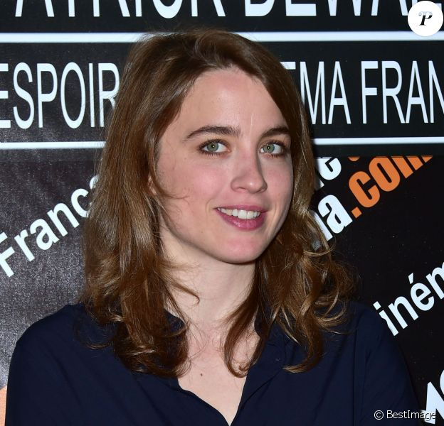 Adèle Haenel (gagnante du Prix Romy Schneider 2015) - La 34ème édition des Prix Romy Schneider et Patrick Dewaere au Sofitel Paris Le Faubourg à Paris, le 13 avril 2015.13/04/2015 - Paris