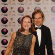 Carole Bouquet et Claudio Costamagna