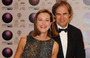 REPORTAGE PHOTOS : Richard et Cécilia Attias partagent leur bonheur avec Carole Bouquet et son fiancé !