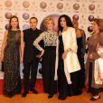Carole Bouquet, Joel Soler, Jane Fonda et Yamina Benguigui