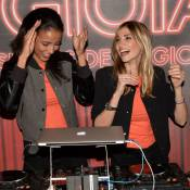 Flora Coquerel et Alexandra Rosenfeld : DJettes stylées devant Miss France 2016