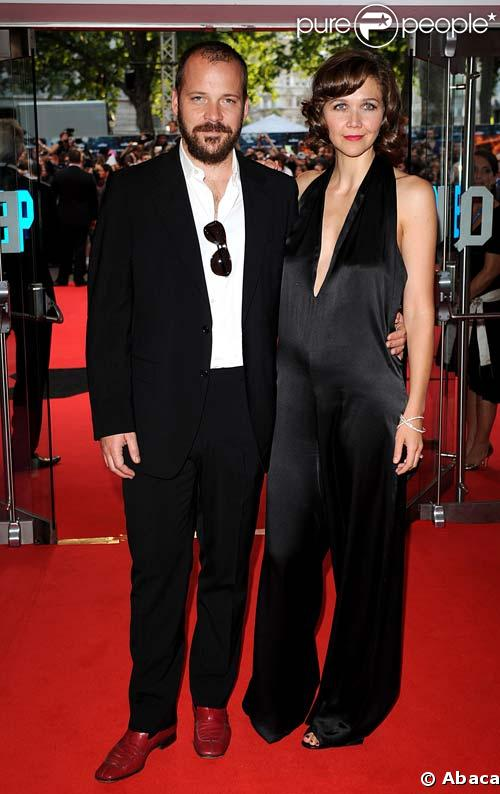 Peter Sarsgaard couple