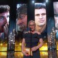 Patricia Arquette remet l'Oscar du meilleur second rôle masculin - 28 février 2016