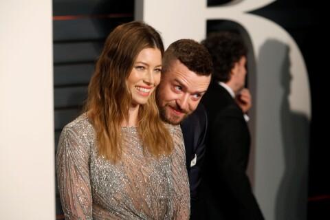 Justin Timberlake : Craquant d'amour avec sa belle Jessica Biel après les Oscars