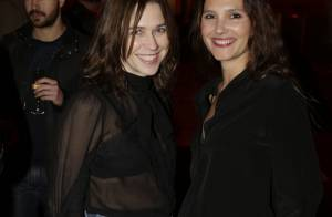 Fashion Week : Virginie Ledoyen élégante dans la nuit parisienne