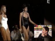 Cristina Cordula : Mannequin sexy lors d'un défilé Chanel à 25 ans !