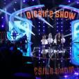"""Exclusif - Amir Haddad -Enregistrement de l'émission """"DiCaire Show"""", qui sera diffusée sur France 2 le 12 mars, à Paris. Le 7 mars 2016 © Denis Guignebourg / Bestimage"""