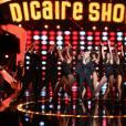 """Exclusif - Véronic DiCaire -Enregistrement de l'émission """"DiCaire Show"""", qui sera diffusée sur France 2 le 12 mars, à Paris. Le 7 mars 2016 © Denis Guignebourg / Bestimage"""