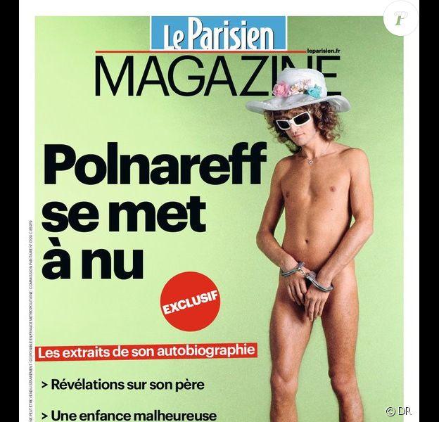 Michel Polnareff se met à nu dans Le Parisien Magazine du 11 mars 2016, qui dévoile des extraits de son autobiographie Spèrme.