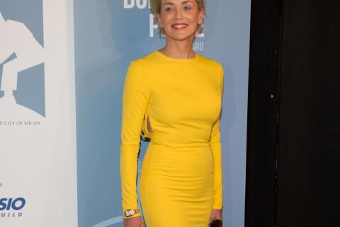 Sharon Stone : Une photo sans maquillage pour remercier ses fans