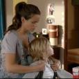 Les premières images de la saison 6 de Clem. Ici, Clem et son fils Valentin