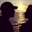 Jade Leboeuf et son amoureux Stephane Rodrigues de Secret Story 8. Photo publiée sur Instagram au mois de mars 2016.