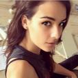 Jade Leboeuf la fille de Franck Leboeuf a publié une photo d'elle sur sa page Instagram au mois de mars 2016.