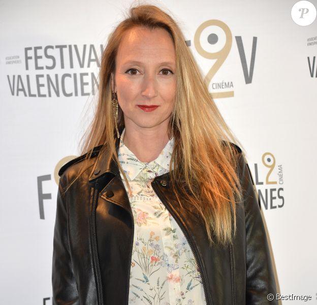 Audrey Lamy (enceinte) - Soirée d'ouverture du festival 2 cinéma de Valenciennes le 16 mars 2016. © Veeren/Bestimage