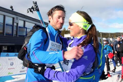 Pippa Middleton et James Matthews : Amoureux heureux après leur défi à ski