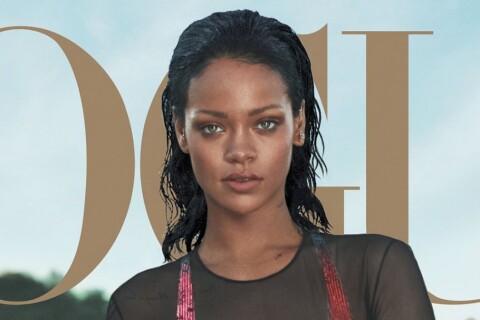 Rihanna : Icône mode adulée par Cara Delevingne et Naomi Campbell