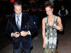 REPORTAGE PHOTOS : David Charvet et sa femme trop... élégants!