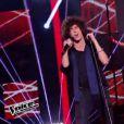 Côme dans  The Voice 4  (demi-finale), le samedi 18 avril 2015 sur TF1.