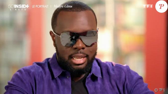 Le rappeur ma tre gims explique pourquoi il porte toujours - Pourquoi maitre gims porte des lunettes ...