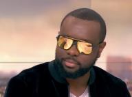 Maître Gims révèle pourquoi il n'enlève jamais ses lunettes de soleil...