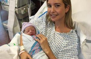 Ivanka Trump a accouché : Une première photo et le prénom du bébé dévoilés