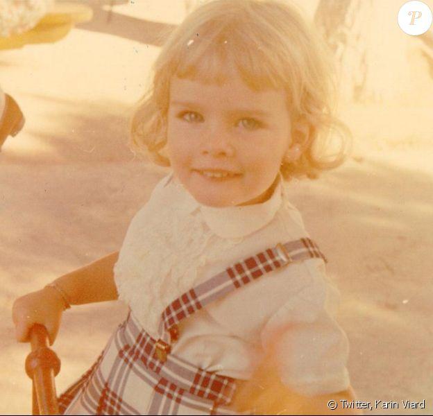 Qui est cette fillette devenue une actrice très appréciée des Français ?