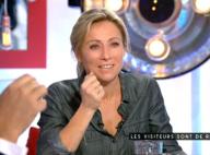 Anne-Sophie Lapix : Moment de gêne lorsqu'elle évoque le nom de son mari !