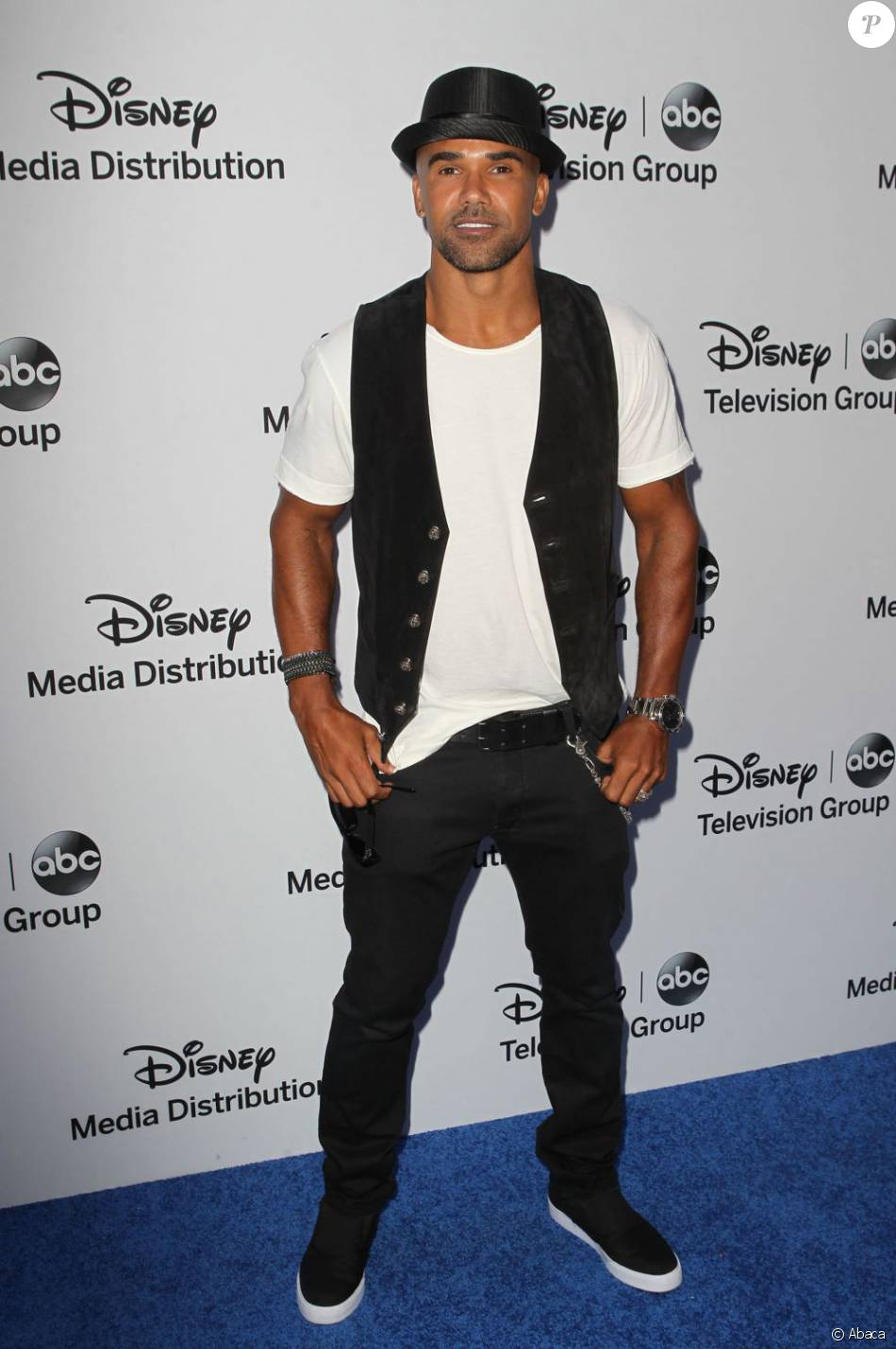 Shemar Moore en mai 2013 à Los Angeles