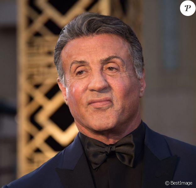 Sylvester Stallone - Arrivées à la 88e cérémonie des Oscars à Hollywood le 28 février 2016.