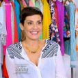 Cristina Cordula dans  Les Reines du shopping  le 4 novembre 2015.