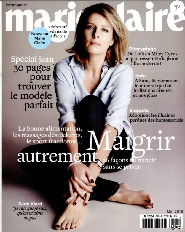 Le magazine Marie Claire du mois de mai 2016
