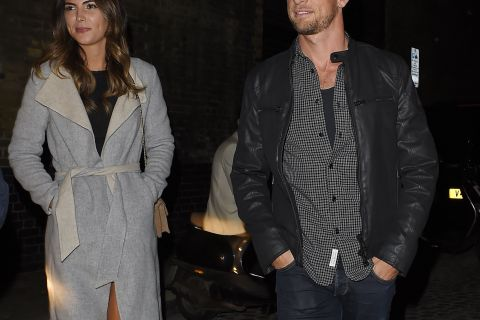 Jenson Button et sa belle Brittny Ward inséparables : Le couple se ne cache plus