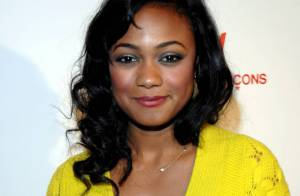 REPORTAGE PHOTOS : Tatyana Ali (Le Prince de Bel Air), ton look est too much !
