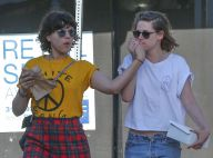 Kristen Stewart et Soko main dans la main : Complicité câline et goumande