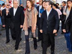 REPORTAGE PHOTOS : Rania de Jordanie, la classe incarnée même en jean !