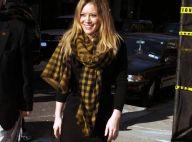 REPORTAGE PHOTOS : Hilary Duff donne de son temps au profit des enfants démunis...