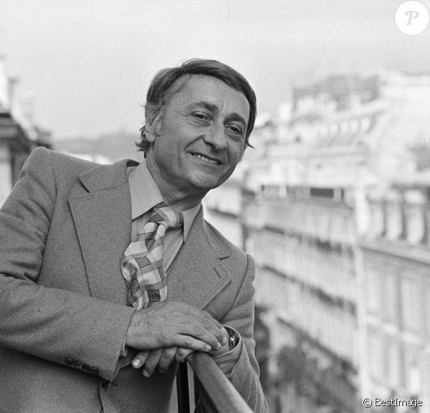 Archives - Maurice Favières, sur les toits de Paris le 14 avril 1976