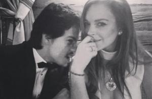Lindsay Lohan fiancée avec Egor Tarabasov ? Une grosse bague sème le doute