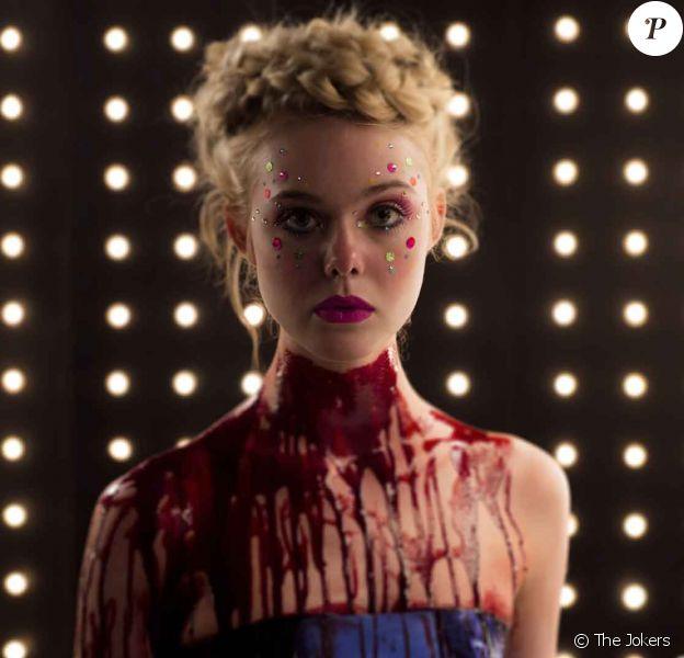 Elle Fanning dans The Neon, de Nicolas Winding Refn.