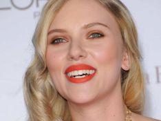 Scarlett Johansson s'est trouvé un cavalier de... choc !