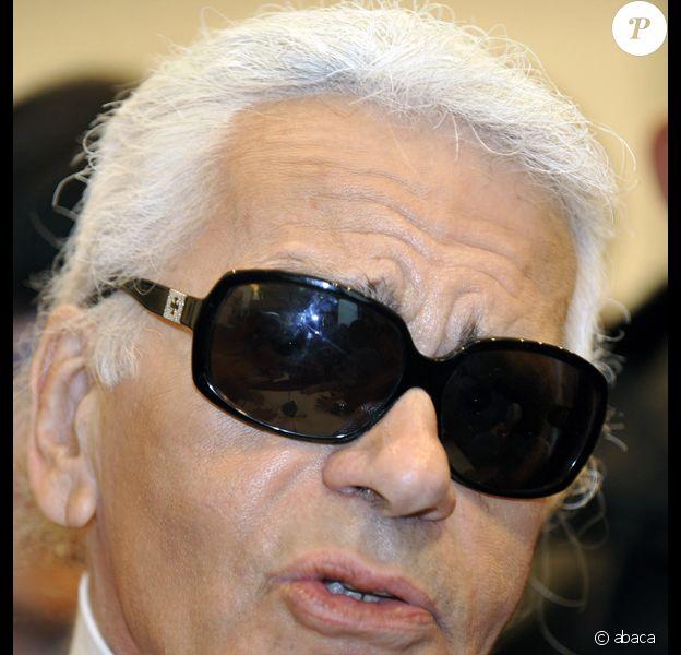 Karl Lagerfeld va-t-il faire de Amy Winehouse sa nouvelle égérie ?