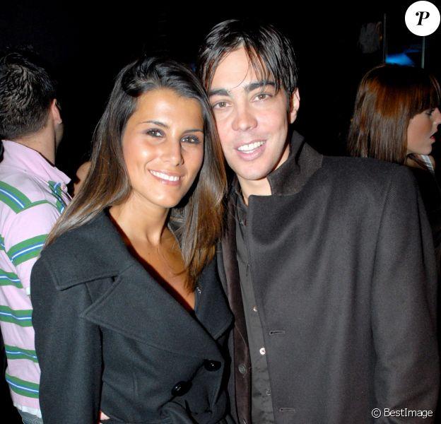 Grégory Lemarchal et Karine Ferri - Soirée NRJ Hits, à Paris, le 23 mars 2007