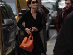 REPORTAGE PHOTOS : Katie Holmes, un vrai look de... danseuse !