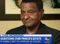 Mort de Prince : La guerre pour l'héritage fait rage, son demi-frère parle...
