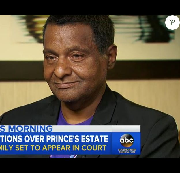 Alfred Nelson, interrogé sur ABC News. Mai 2016