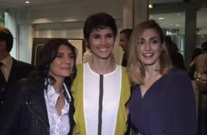 Julie Gayet, Estelle Denis et Rose, complices, font Un pas vers la vie...