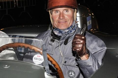 David Coulthard : L'ancien pilote de F1 flashé à 178 km/h sur l'autoroute !